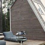Kleine Wohnung mitten in den finnischen Wäldern