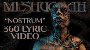 DBD: nossa - Meshuggah