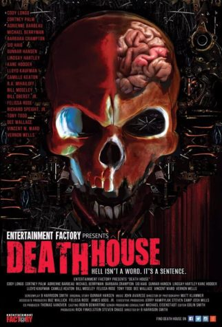 Death House - Affisch
