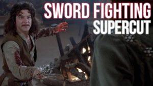 kuolla 115 paras miekka taistelee elokuvahistorian