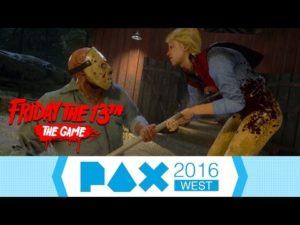 Viernes 13: The Game - En el nuevo trailer Jason Voorhees hace estragos