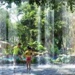 Luxury Dubai: Hotel incorporating rainforest