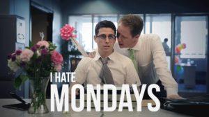 Eu odeio segunda-feira