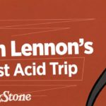animated John Lennon's first Acid Trip