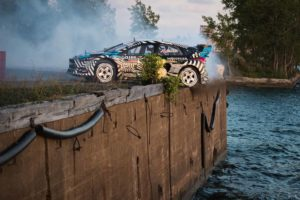 GYMKHANA de Ken Block NINE: Raw Industrial Playground