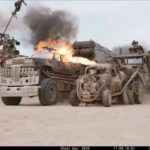 Mad Max: Fury Road sin efectos CGI