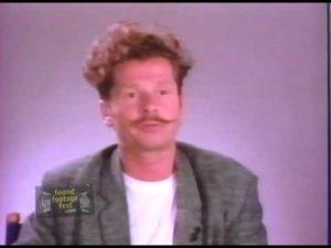 Modeling Montage: Wie man in den 80er Jahren zum Modell wurde