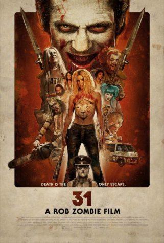 Rob Zombie's 31 - Poster