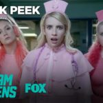 Scream Queens – Remolque 2. ESCUADRILLA