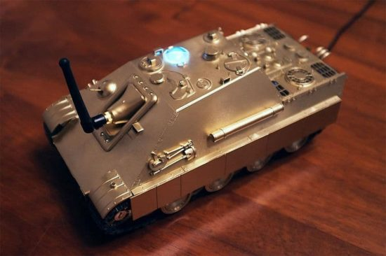 Signal Jammer Tanks (GPS)