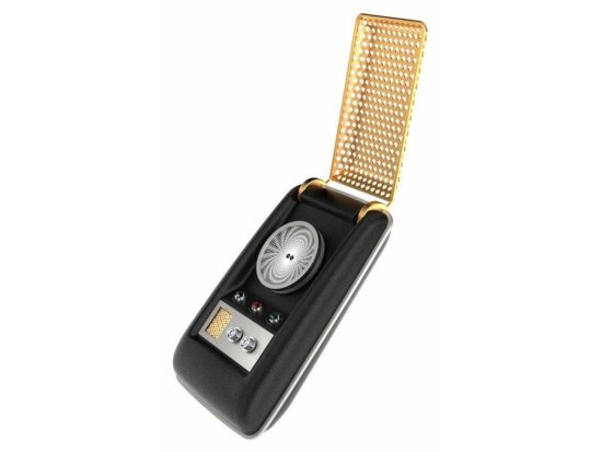 A real Star Trek Communicator for your smartphone