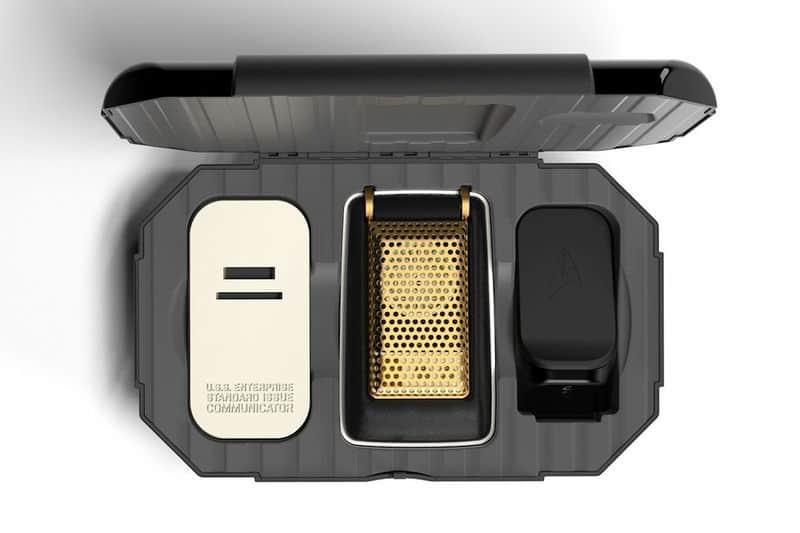 Ein echter Star Trek Communicator für dein Smartphone