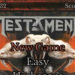 "Testament: Browser Game of the new album ""Brotherhood of the Snake"""