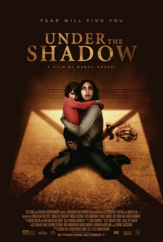 Under The Shadow - Poster