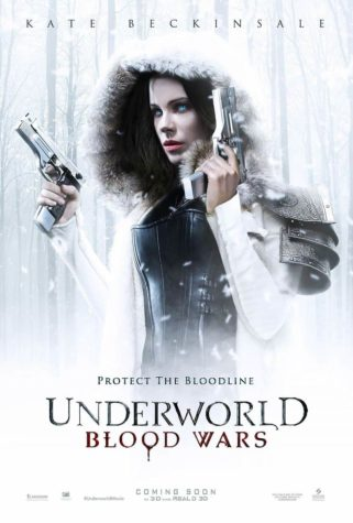 Underworld: Blood Wars - Two Trailer and Poster for grand finale
