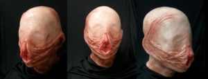 Vagina Maske