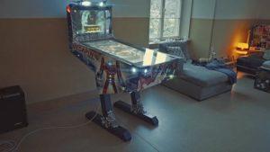 Vegapin: Wirtualny Pinball homegrown