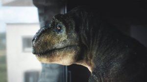 Som T. Rex finder sin glæde