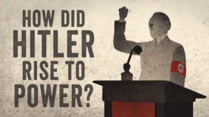 Wie Hitler an die Macht kam