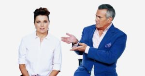 Bruce Campbell e Lucy Lawless su film horror