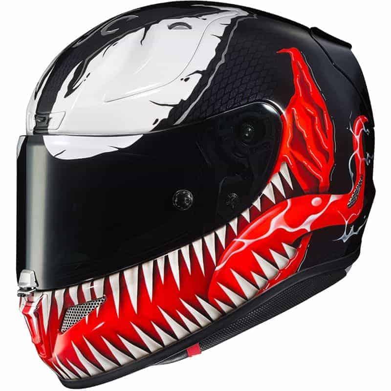Pop Culture Inspired Motorcycle Helmets Dravens Tales
