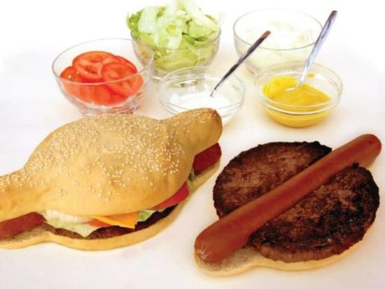 HamDog: Il mix perfetto di hot dog e hamburger