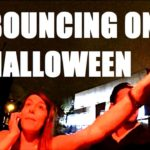Arsch vom Dienst: The Halloween night a bouncer