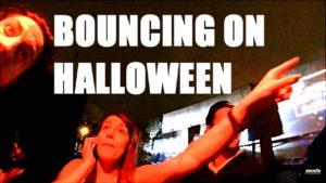 Arsch vom Dienst: La notte di Halloween un buttafuori