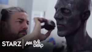Ash Vs. Evil Dead - featurette de 2. temporada y 3. Temporada confirmado