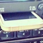 My iPhone dock in the car does not work