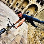 Bike Parkour 2.0 – Strade di Barcellona