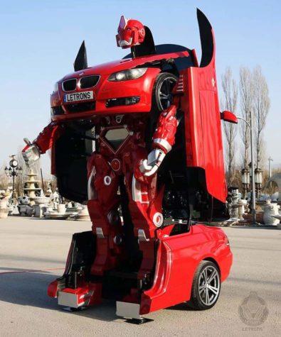 Transformer gibt es wirklich und in echt
