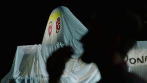 Burger King verkleidet sich zu Halloween als McDonald's