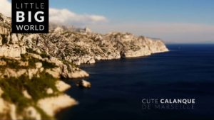 Creeks of Marseille - Tilt-Shift