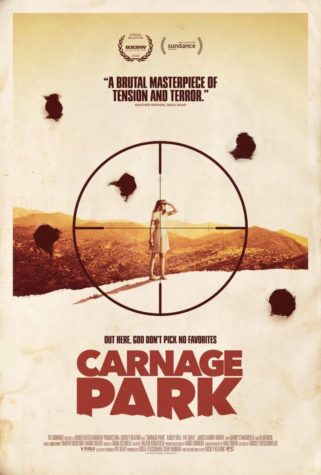 Carnage Park - Trailer and Poster