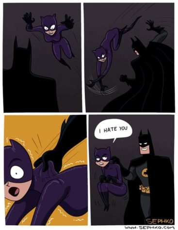 Catwoman vs. Batman