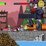 Dan The Man: Jump 'n' Run Game im Retro-Style für dein Handy