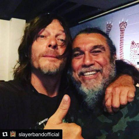 Daryl Dixon & Tom Araya