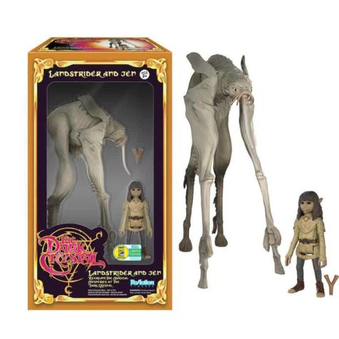 "& Quot; The Dark Crystal"" Actionfiguren"