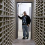 Former nuclear bunker protects American film history