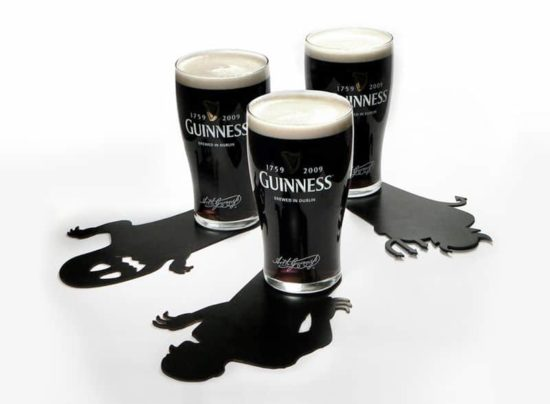 Guinness Halloween Shadows