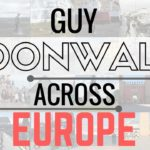 Moonwalks Guy En toda Europa