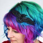 Halloween Haarschmuck von Janine Basil