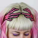 Halloween Hair Accessories by Janine Basil