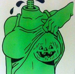 bobos de Halloween