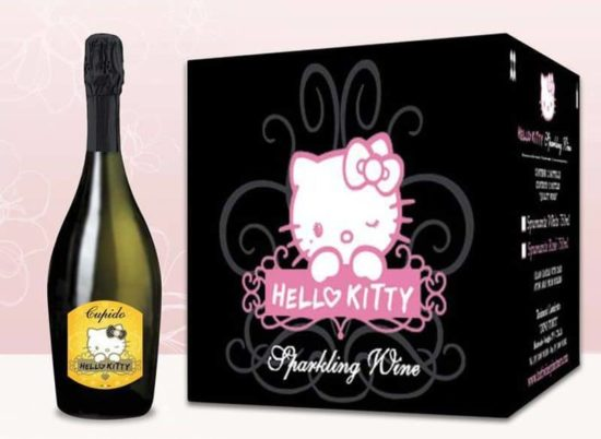 Officiell Hello Kitty vin