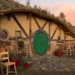 The Hobbit House of Kristie Wolfe wacht vakantiegasten
