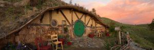 Hobbit House of Kristie Wolfe väntar semester gäster