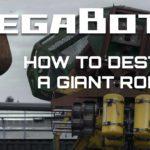 Bir Dev Robot yok nasıl