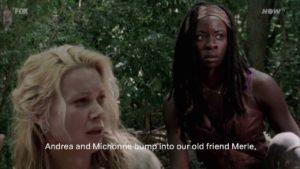 """John Cleese fasst uns die bisherigen Staffeln von """"The Walking Dead"""" tillsammans"""